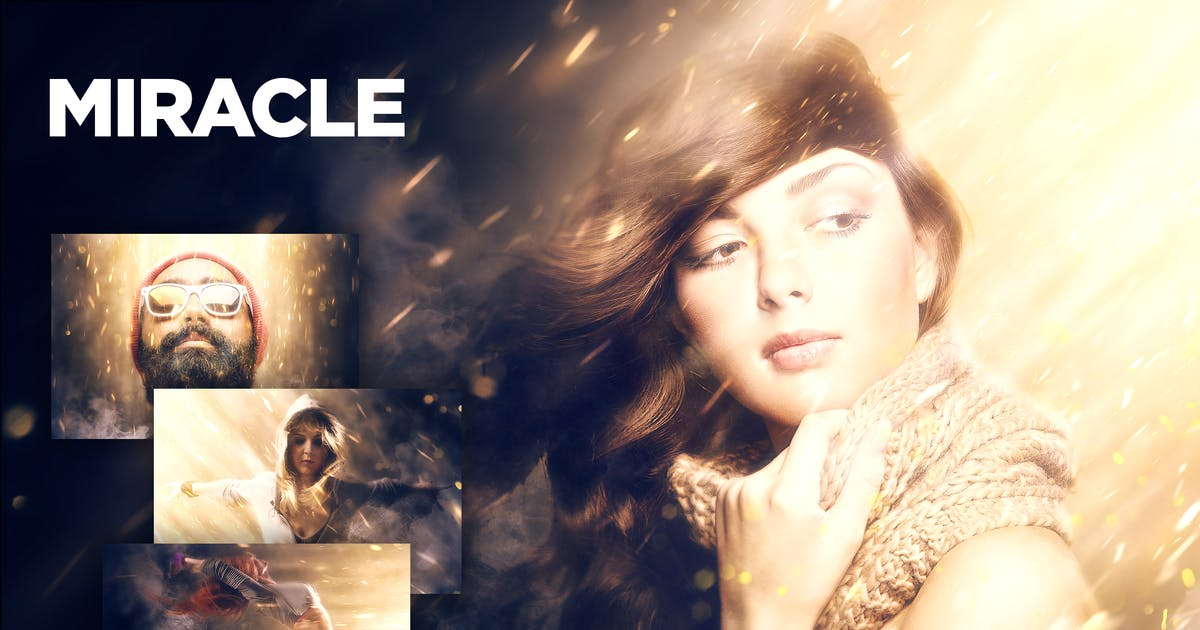 Miracle Photoshop Action CS4+ by FD-Design