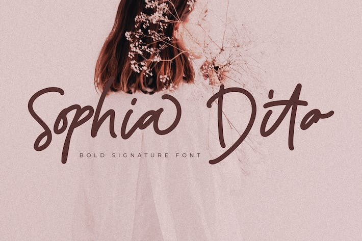 Thumbnail for Sophia Dito Signature Fuente