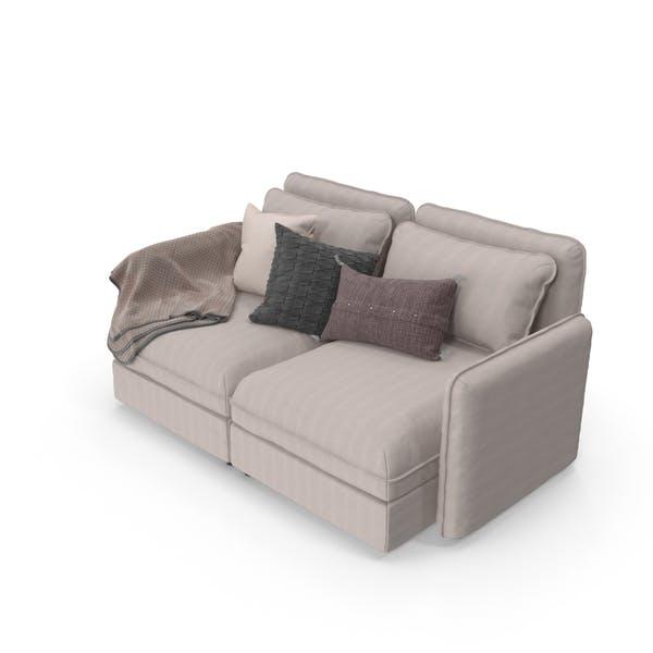 Sofa Light Grey