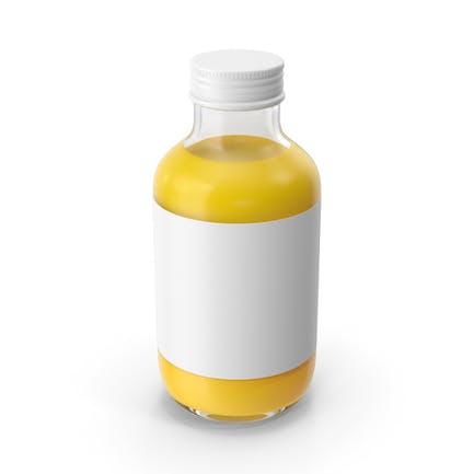 Orange Juice Bottle