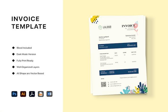 Invoice Stationery