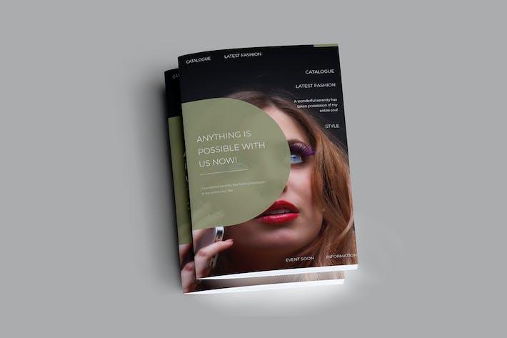 Thumbnail for Catalogue Brochure Template