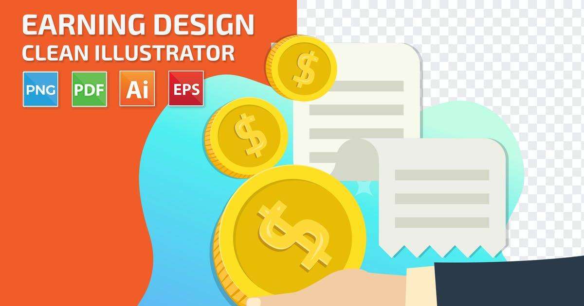 Download Earning Design by mamanamsai