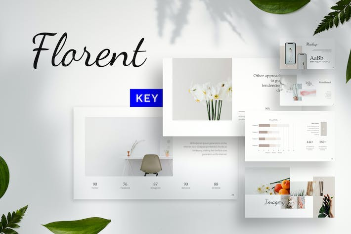 Thumbnail for Florent - Guideline Keynote Template