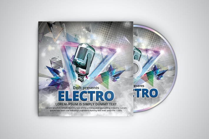 Thumbnail for Electro CD Cover