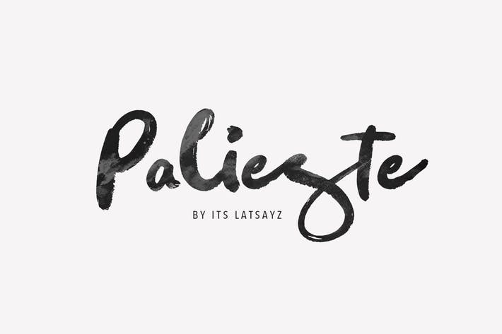 Thumbnail for Palieste Script