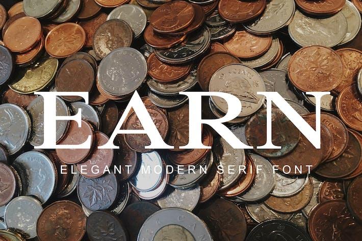 Thumbnail for Earning
