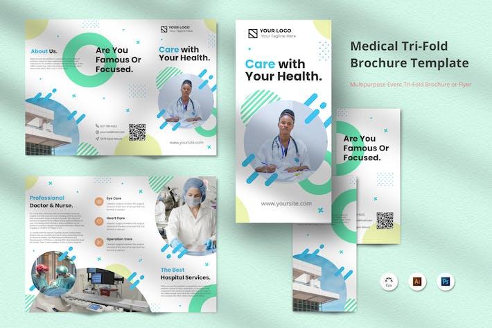 Thumbnail for Medical Health Brochure