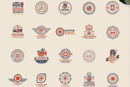 25 Photography Logo Design