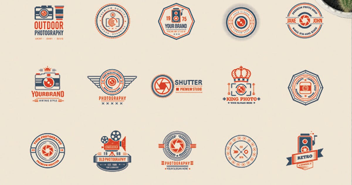 Download 25 Photography Logo Design by mamanamsai
