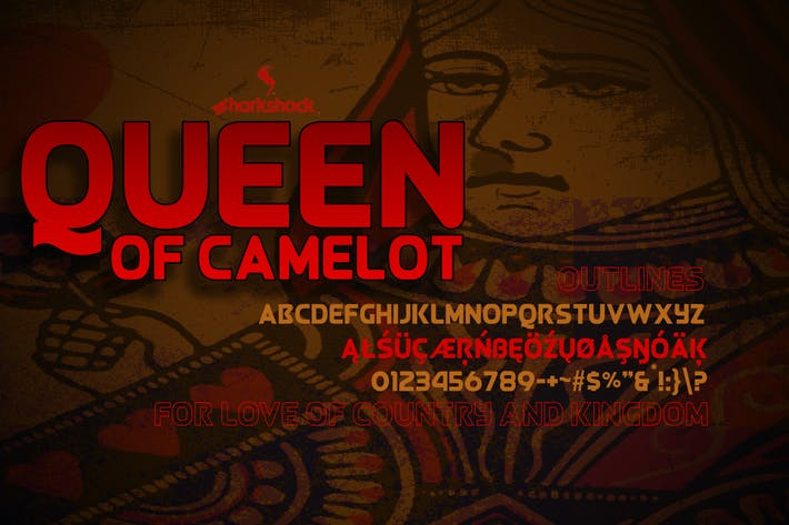 Thumbnail for Queen of Camelot
