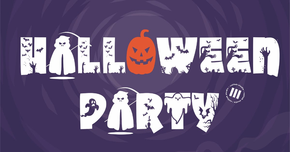 Download Halloween Party by Colllabstudio