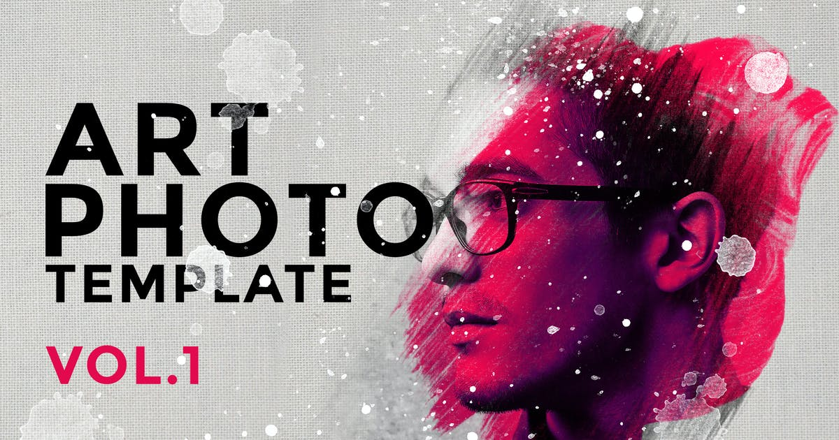 Download Art Photo Template by Zeppelin_Graphics