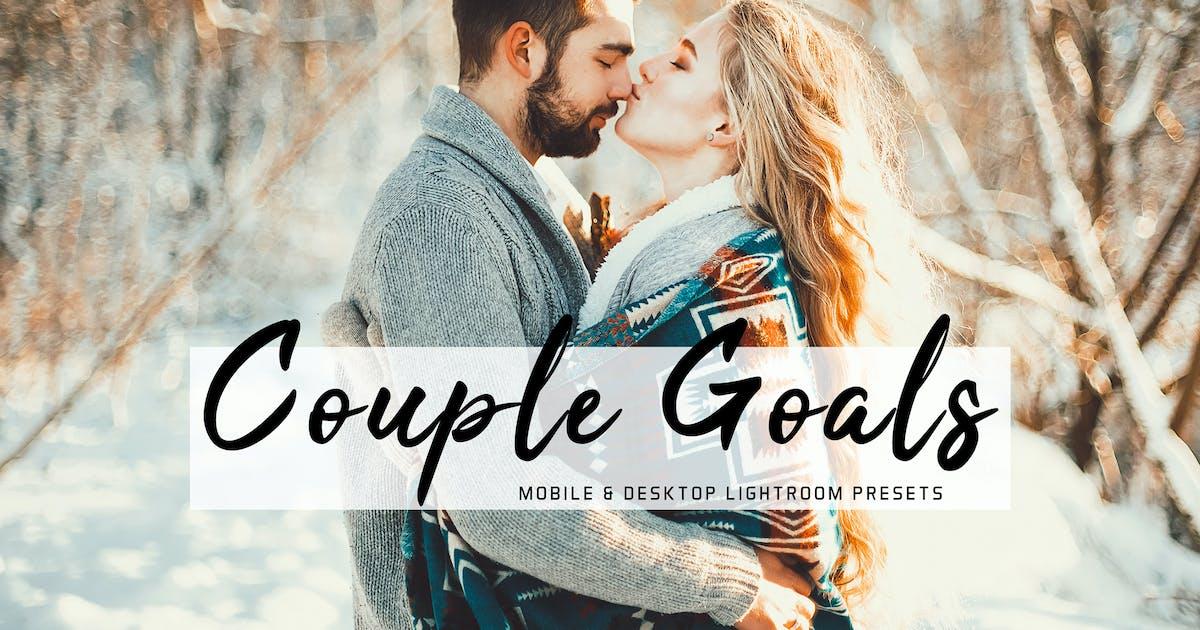 Download Couple Goals Mobile & Desktop Lightroom Presets by creativetacos