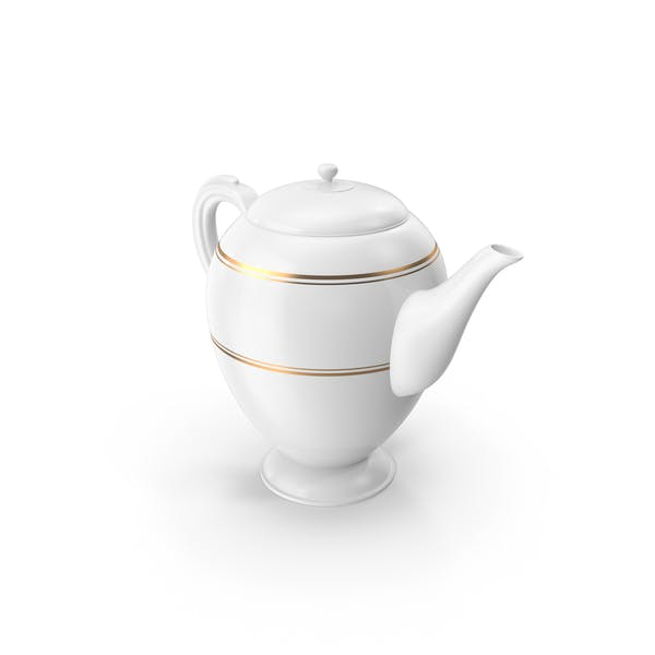 Thumbnail for Porcelain Tea Pot