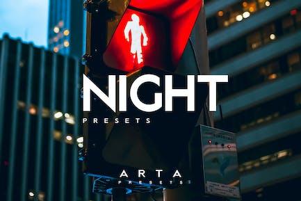 ARTA Night Presets For Mobile and Desktop