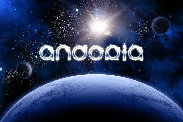 Thumbnail for Andoria Ciencia ficción Fuente