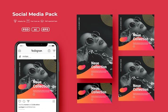 Thumbnail for ADL Social Media Pack.v2.18