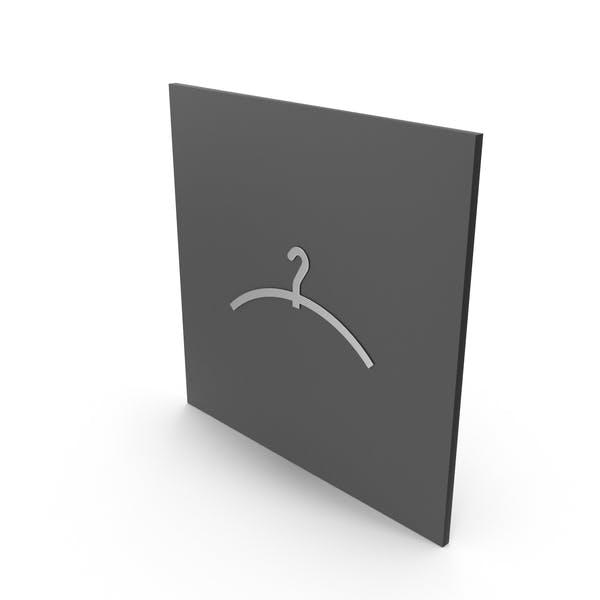 Thumbnail for Coat Rack Sign