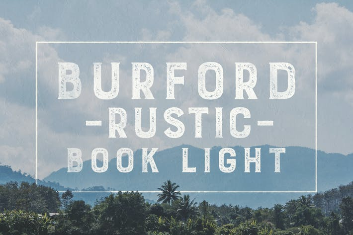 Thumbnail for Burford Rustic Book Light