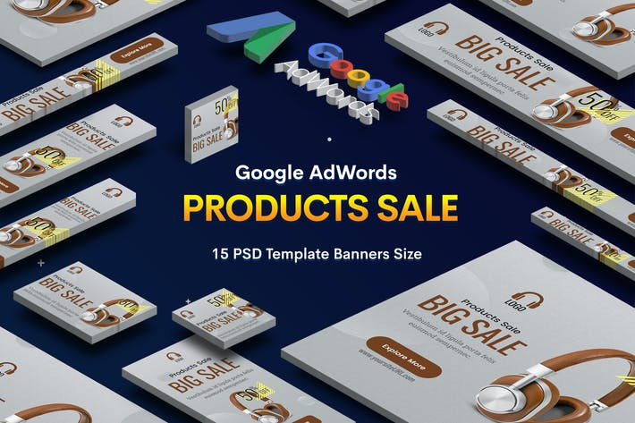 Cover Image For Product Sale Banners Ad