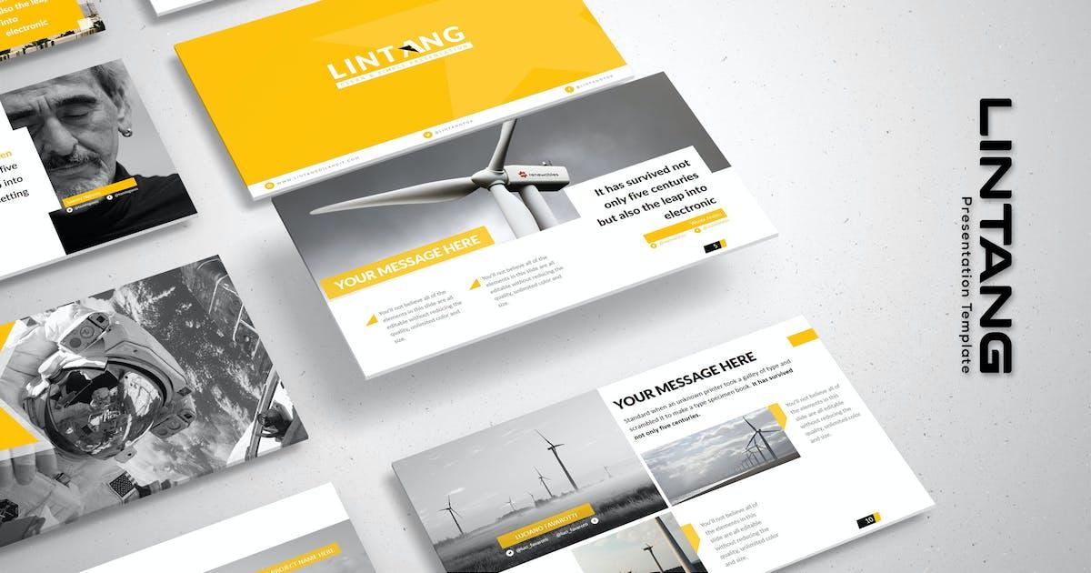 Download Lintang - Keynote Template by Artmonk