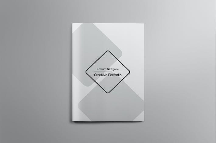 Thumbnail for HQ - A4 Creative Portfolio