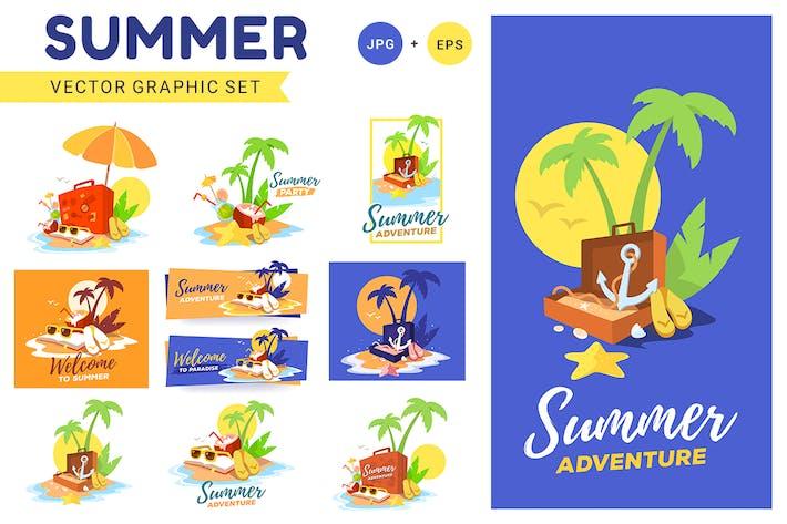 Thumbnail for Summer island