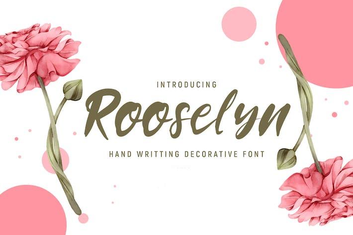 Rooselyn