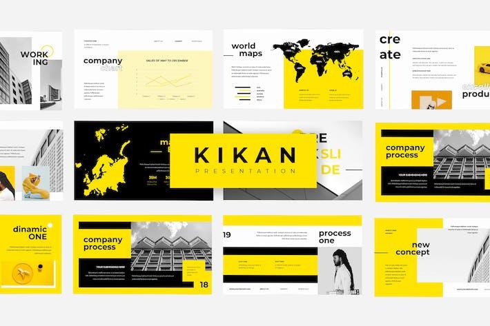 Thumbnail for Kikan Googleslides Presentation