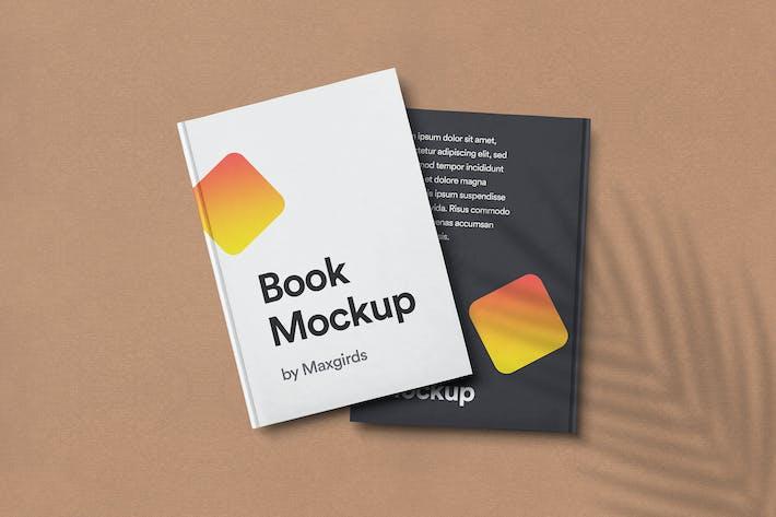 Thumbnail for Book Mockup 03