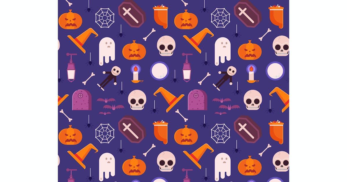 Download Happy Halloween Pattern by krugli