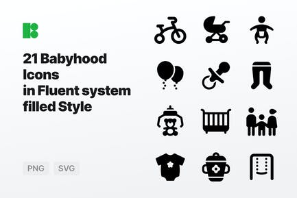 Fluent system filled - Babyhood