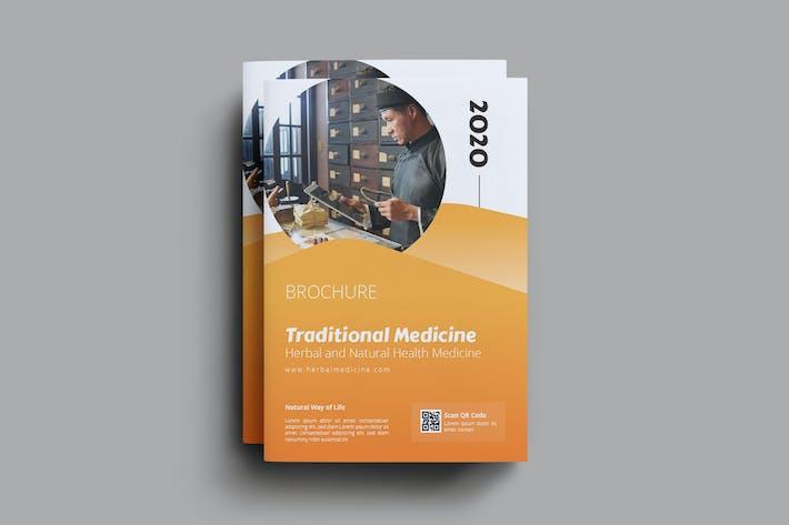 Traditional Medicine Brochure