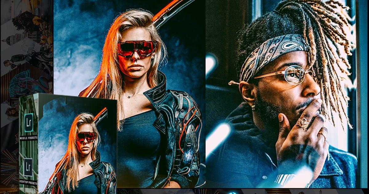 Download PRO Presets - V 54 - Photoshop & Lightroom by 2lagus
