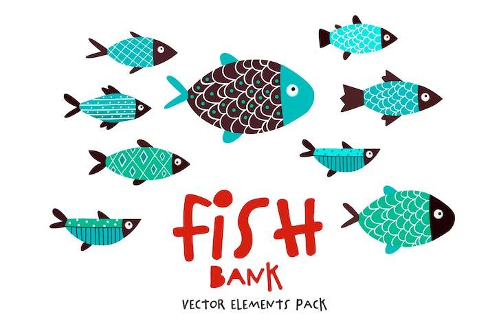 Thumbnail for Banco de pescado