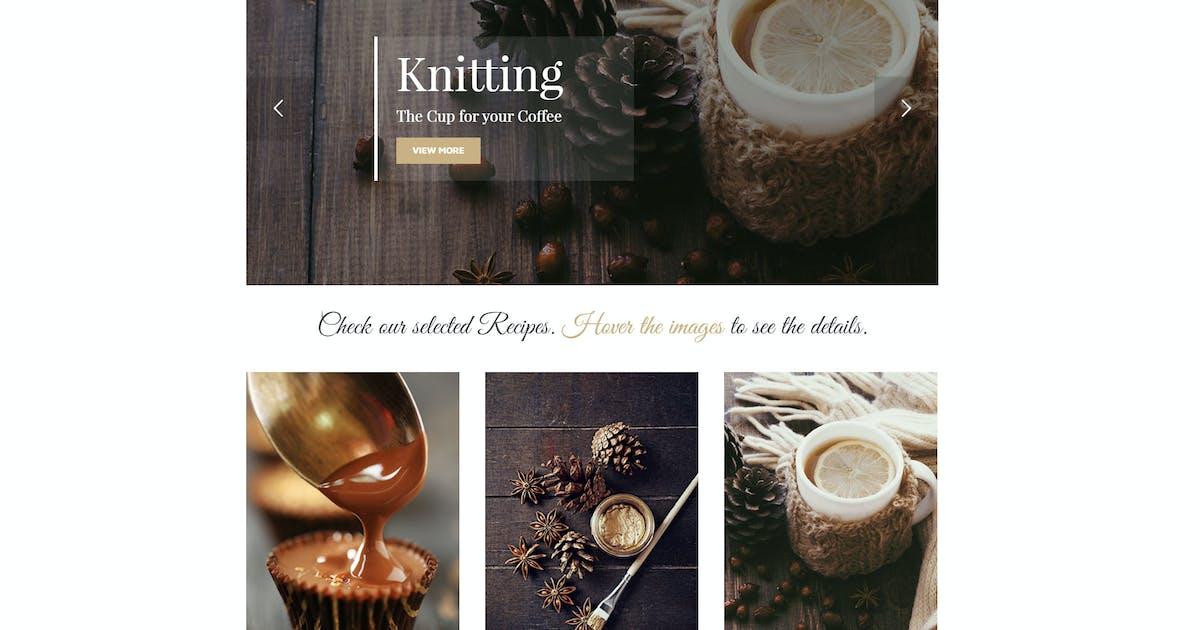 Download Vixen - Responsive DIY Craft WordPress Blog by gljivec