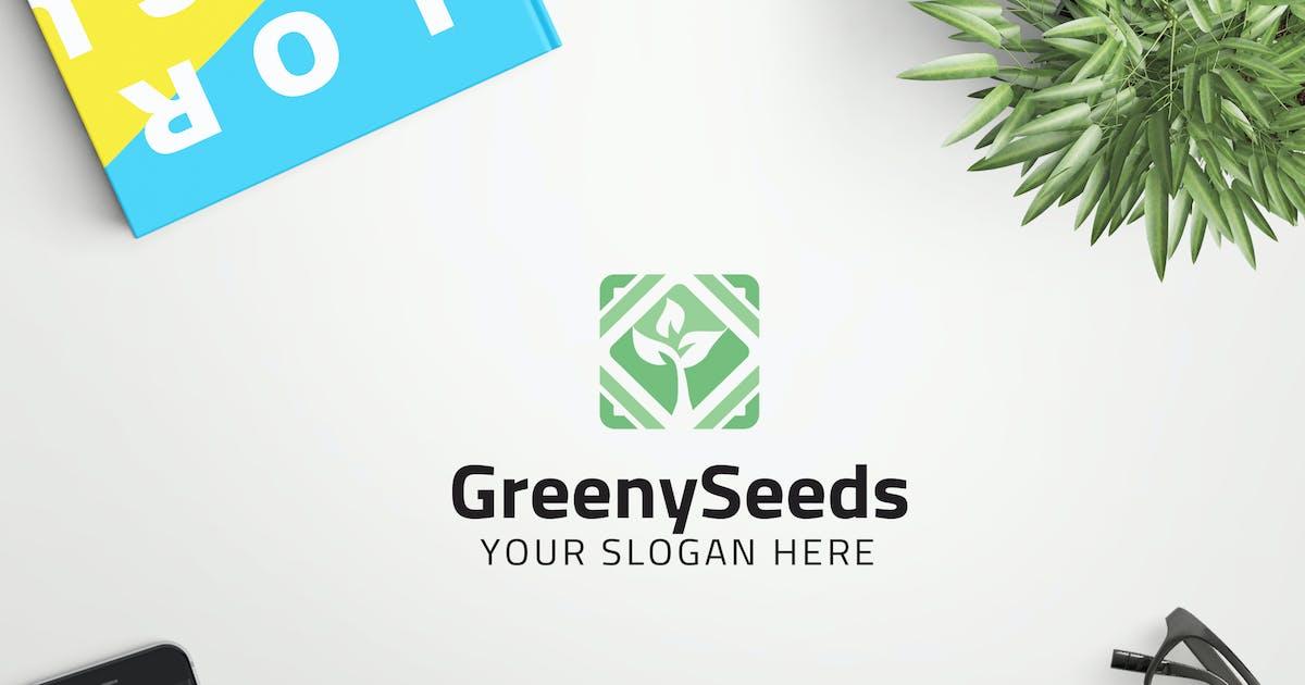 Download GreenySeeds professional logo by ovozdigital