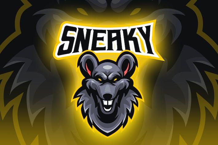 Thumbnail for Evil Rat Esport Logo