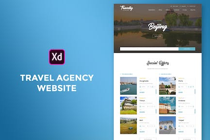 Travelly Travel Agency