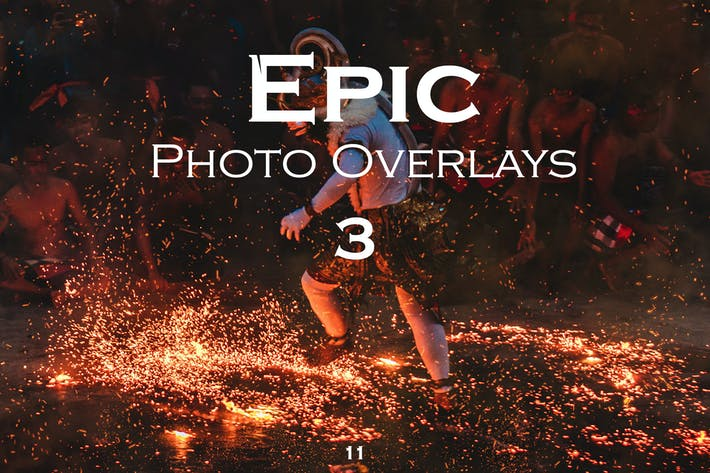 Thumbnail for Epic Photo Overlays 3