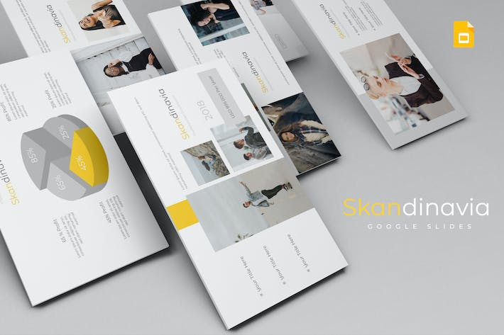 Cover Image For Skandinavia - Google Slides Template