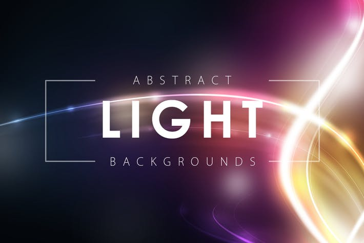 Thumbnail for Abstract Dancing Light Backgrounds