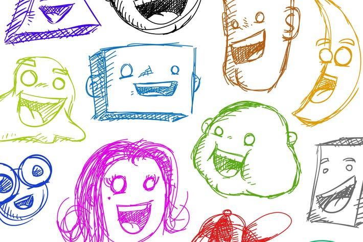 Thumbnail for Scribble Heads