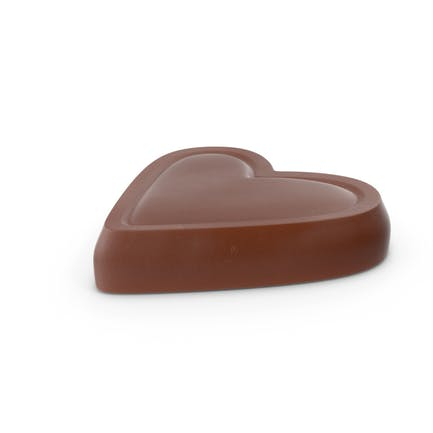 Heart Chocolate Candy
