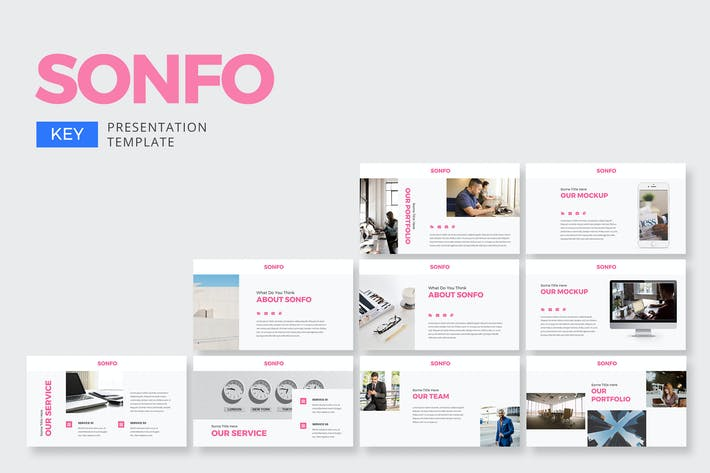 Sonfo Corporate - Keynote