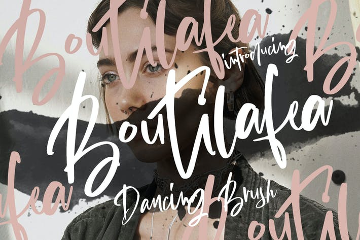 Thumbnail for Boutilafea - Beautiful Signature Fashion Script