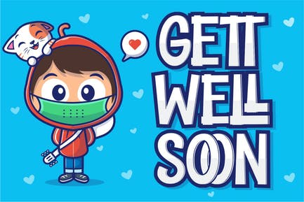 Gett Well Soon - Fuente de visualización