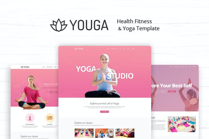 Thumbnail for Youga - Yoga Studio