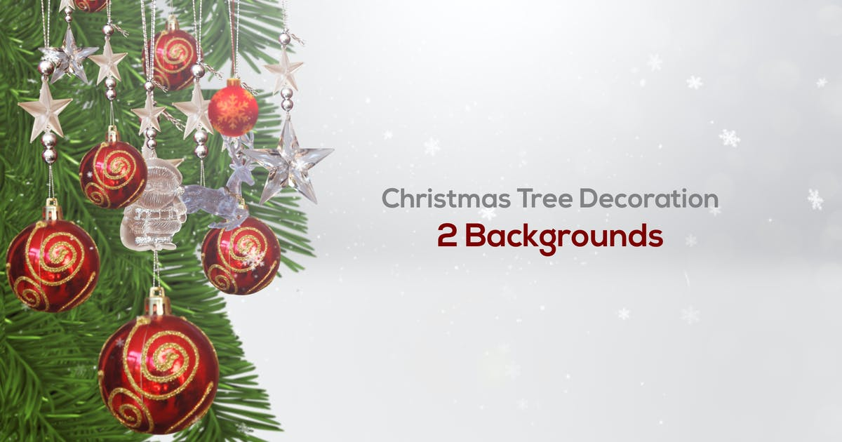 Download Christmas Tree Decorations by StrokeVorkz